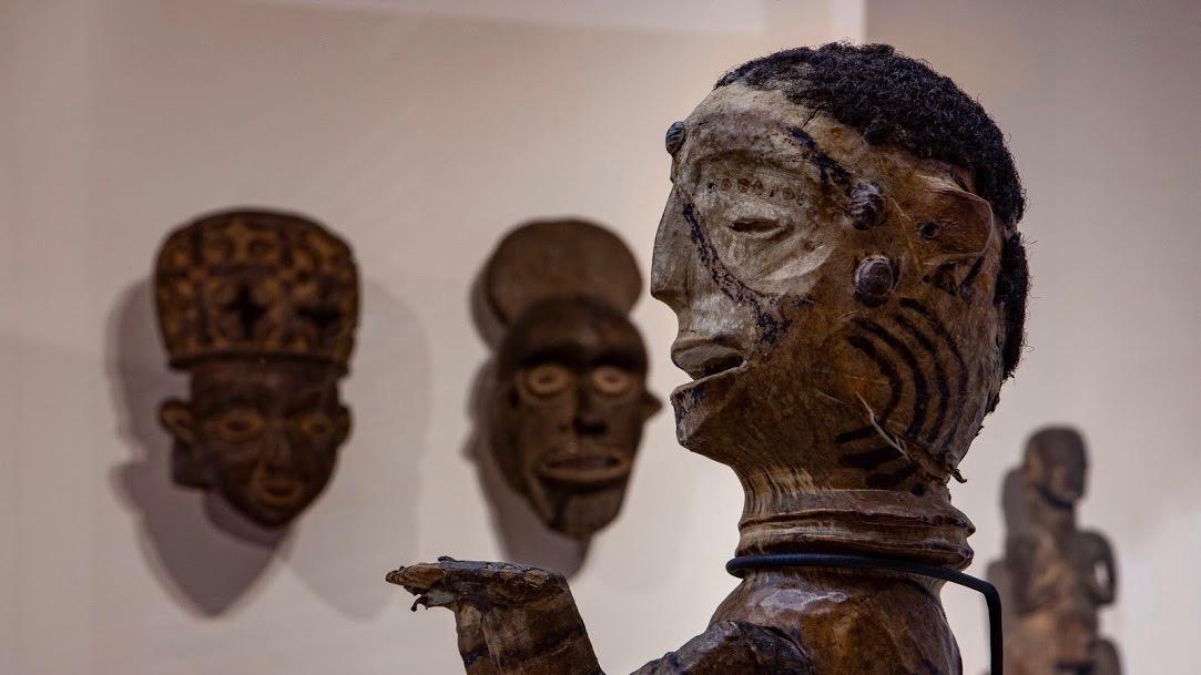 """A exposição """"Culturas e Geografias"""" aberta até 31 de janeiro de 2021"""