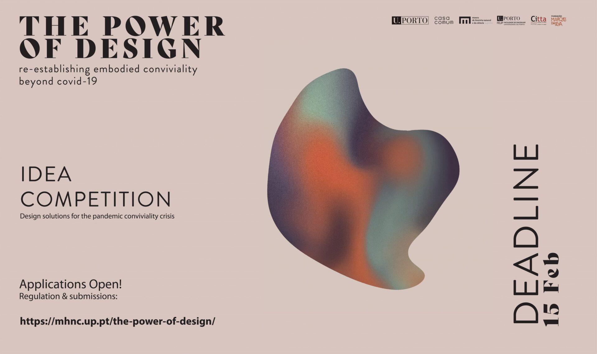 """U.Porto promove concurso """"O Poder do Design"""""""