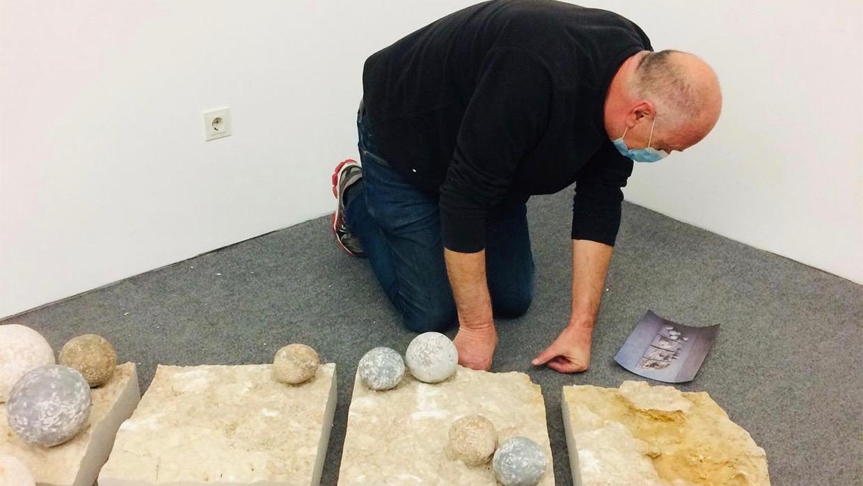 Volker Schnüttgen: 35 anos de escultura em movimento