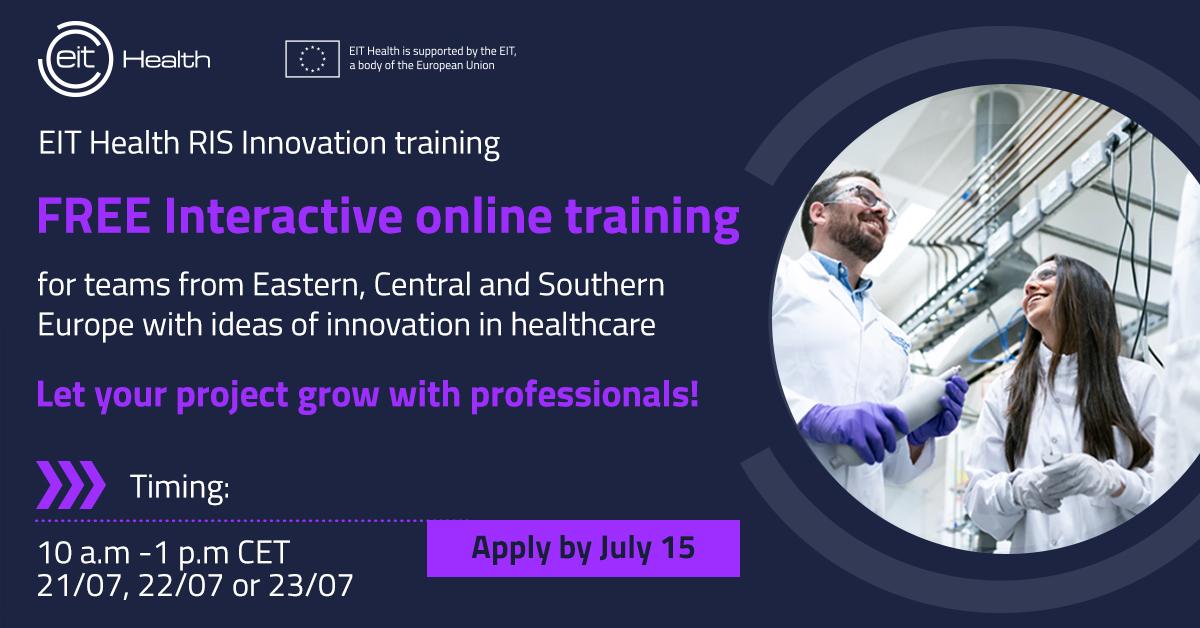 EIT Health RIS Innovation Training