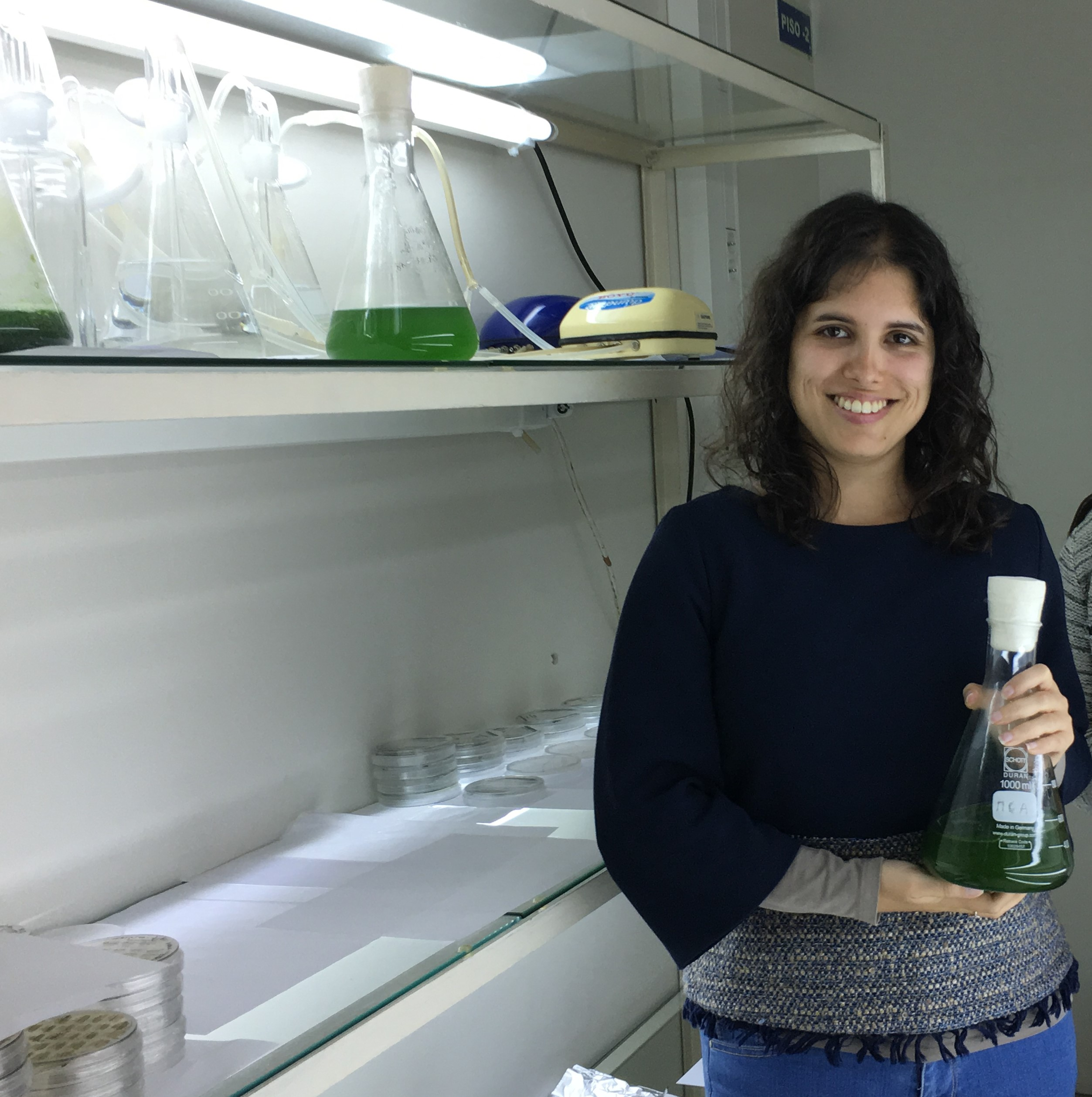 Rita Mota CyanoCare researcher