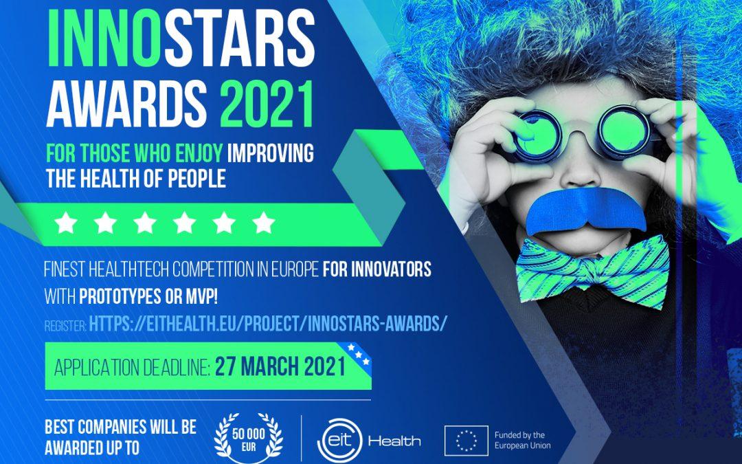 InnoStars Awards 2021 Call for Applicants