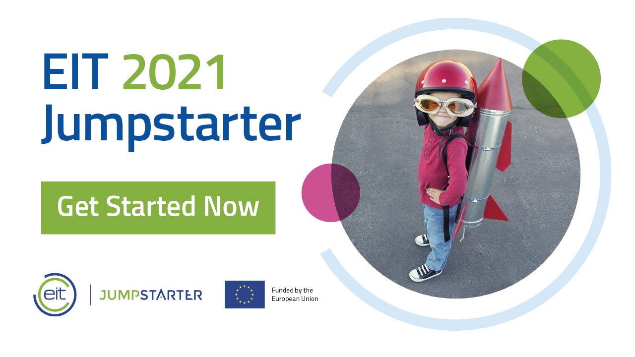 Jumpstarter - Call for applicants 2021