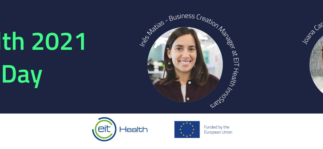 EIT Health infoday 2021 poster