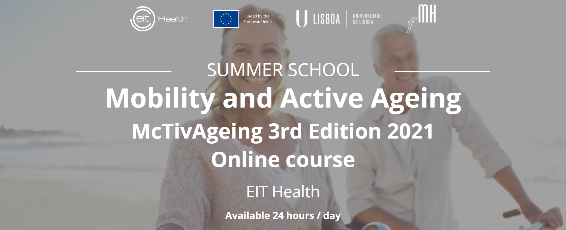 Summer School in Mobility and Active Ageing 2021