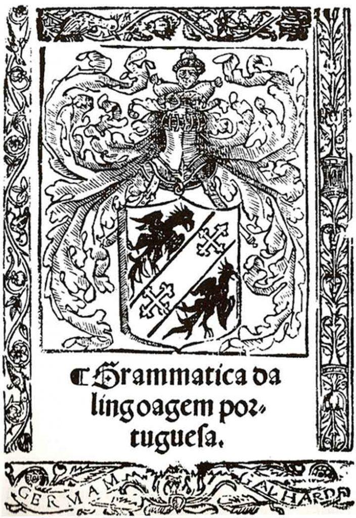 Gramática da linguagem portuguesa