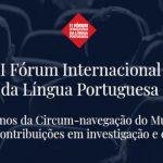 II Fórum Internacional da Língua Portuguesa