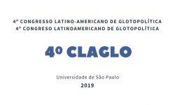 CLAGLO_Quarto_Congresso_Latino_americano_Glotopolítica