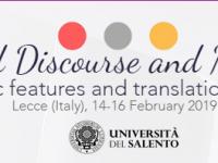 Conferencia_Specialised_Discourse_Multimedia_Linguistic_Translation