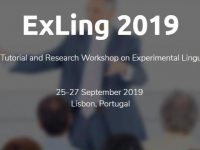 10th Tutorial and Research Workshop on Experimental Linguistics – ExLing 2019