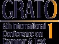 GRATO_2019_VI_Conferencia_Internacional_Gramatica_Texto