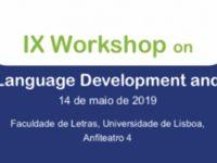 Workshop Linguistics, Language Development and Impairment – LLDI