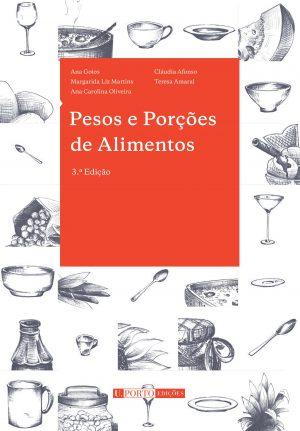Pesos e Porções de Alimentos - 3.ª edição (2.ª reimpressão)